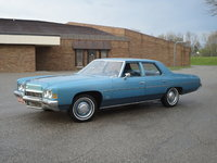 1972 Chevrolet Bel Air Picture Gallery