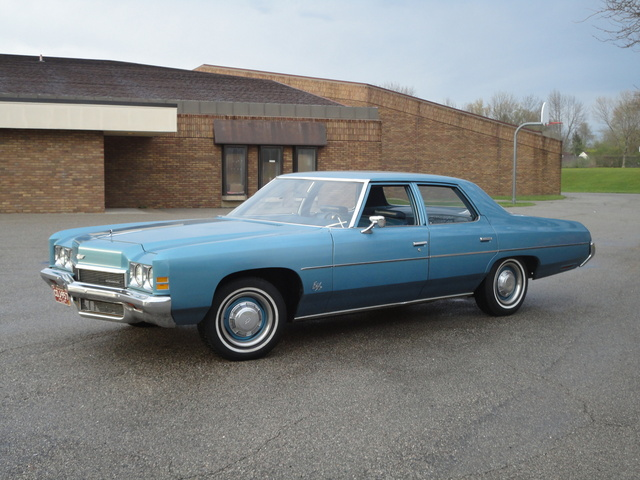 Picture of 1972 Chevrolet Bel Air