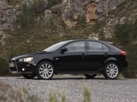 2012 Mitsubishi Lancer Sportback Picture Gallery
