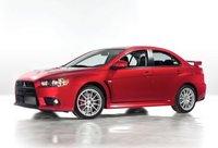 2012 Mitsubishi Lancer Evolution, Front quarter view copyright AOL Autos. , exterior