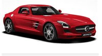 2012 Mercedes-Benz SL-Class, Front quarter view copyright yahoo autos., exterior, gallery_worthy