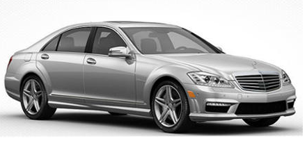 2012 Mercedes-Benz S-Class, Front quarter view copyright Yahoo Autos. , exterior, manufacturer