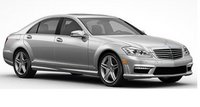 2012 Mercedes-Benz S-Class Picture Gallery