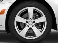 2012 Mercedes-Benz S-Class, Front tire copyright AOL Autos. , exterior