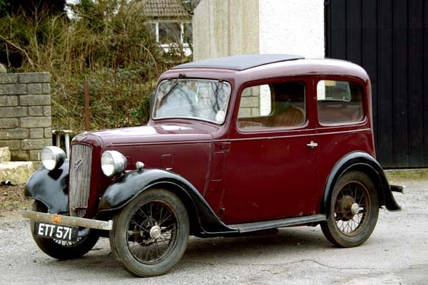Picture of 1939 Austin 7, exterior, gallery_worthy