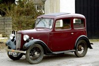 1939 Austin 7 Overview
