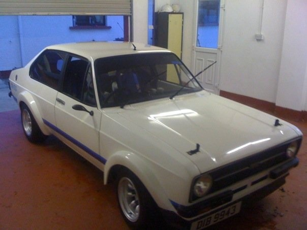 Picture of 1978 Ford Escort, exterior