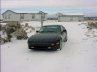 1985 Porsche 944, This is a pic of my car taken in 2003., exterior, gallery_worthy