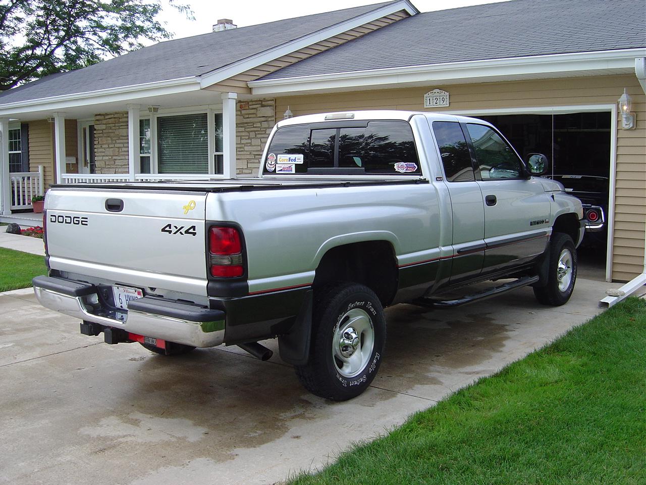 2001 dodge ram pickup 1500 4 dr slt 4wd extended cab sb picture. Black Bedroom Furniture Sets. Home Design Ideas