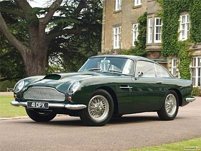 Picture of 1963 Aston Martin DB4