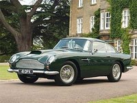 1963 Aston Martin DB4 Picture Gallery