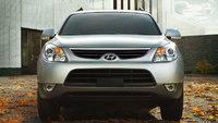 2012 Hyundai Veracruz, Front view, exterior, manufacturer