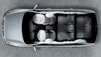 2012 Hyundai Veracruz, Interior safety bags, interior, manufacturer