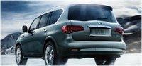 2012 Hyundai Veracruz, Rear quarter, exterior, manufacturer