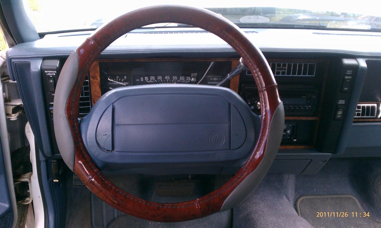 1994 Buick Century - Interior Pictures