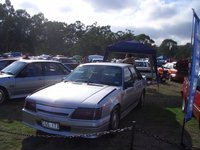 1984 Holden Commodore Overview