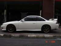 1996 Nissan Silvia Overview