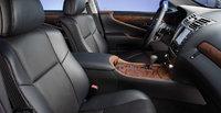 2012 Lexus LS 460, interior front, interior, manufacturer