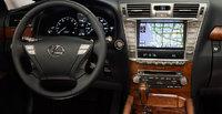 2012 Lexus LS 460, interior drivers and navigation, interior, manufacturer