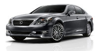 2012 Lexus LS 460 Picture Gallery