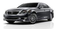 2012 Lexus LS 460 Overview
