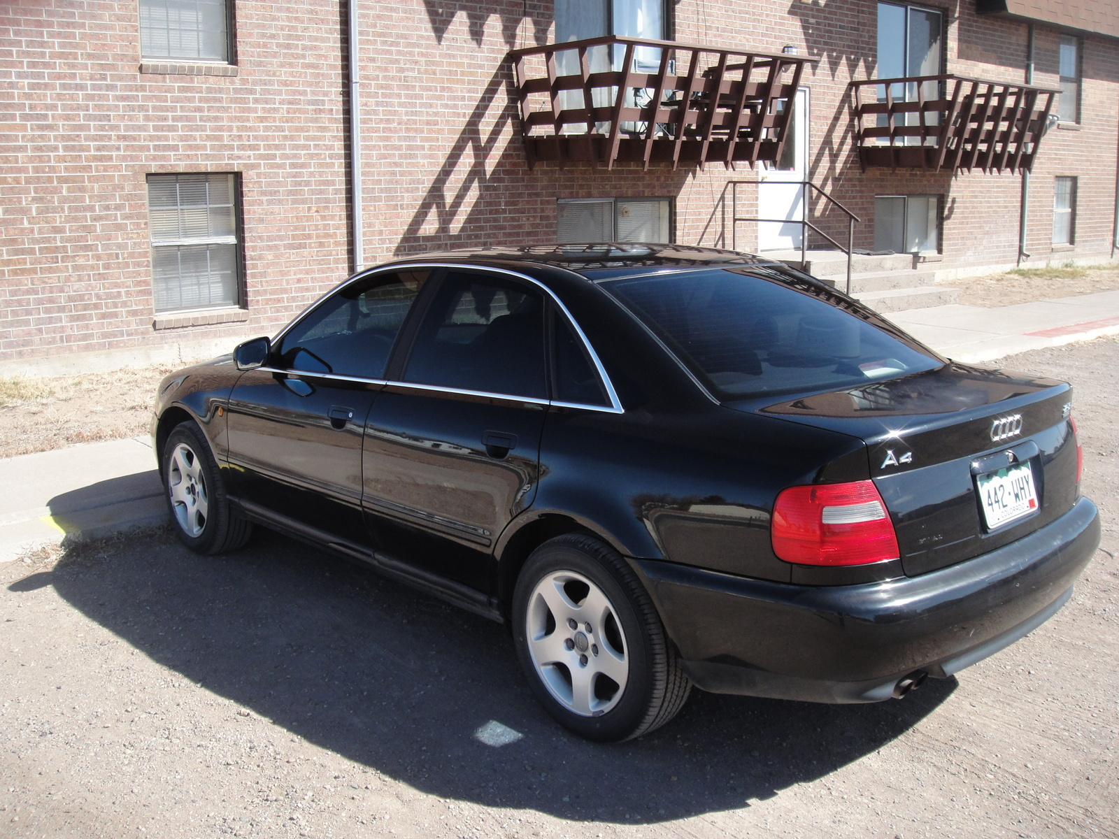 service manual 1999 audi a4 replacement procedure 1999 audi a4 1 8t sport quattro turbo in. Black Bedroom Furniture Sets. Home Design Ideas