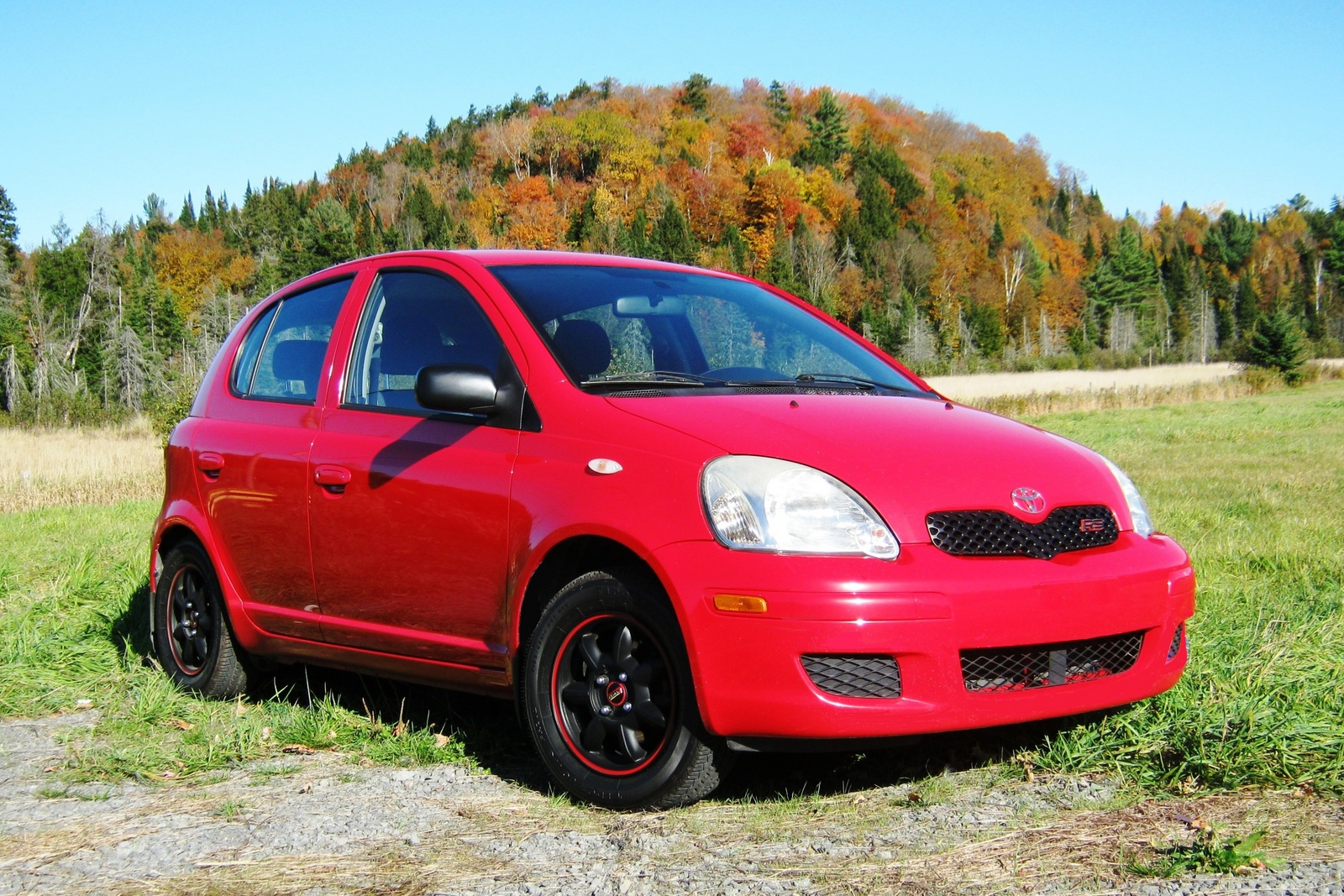 2005 Toyota ECHO 2 Dr STD Coupe picture, exterior