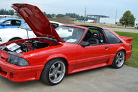 Picture of 1987 Ford Mustang GT, exterior, engine