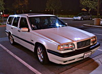 Picture of 1996 Volvo 850 Platinum Limited Edition Turbo Wagon, gallery_worthy