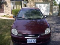 2002 Chrysler Neon Overview