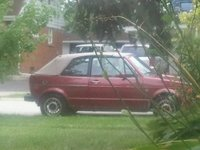 1985 Volkswagen Cabriolet Picture Gallery