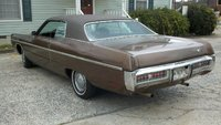 1971 Plymouth Fury, Show's the ear of car, exterior