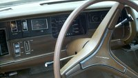1971 Plymouth Fury, Showing the interior of car and the dase, interior