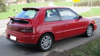 1994 Mazda 323 Overview