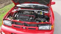 Picture of 1994 Mazda 323, engine