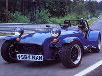 2007 Caterham Seven Overview