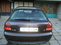1999 Audi A3 Picture Gallery