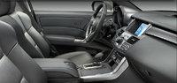 2012 Acura RDX, front interior, interior, manufacturer