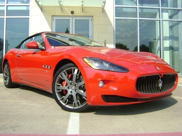 Picture of 2011 Maserati GranTurismo Convertible, exterior, gallery_worthy