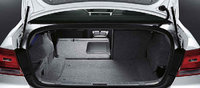 2012 BMW M3, interior rear cargo, interior, manufacturer, gallery_worthy