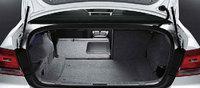 2012 BMW M3, interior rear cargo, interior, manufacturer