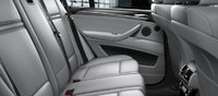 2012 BMW X5 M, rear interior, interior, manufacturer