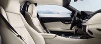 2012 BMW Z4, front interior driver, interior, manufacturer
