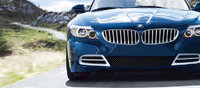 2012 BMW Z4, exterior front grill, exterior, manufacturer, gallery_worthy