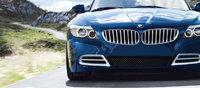 2012 BMW Z4, exterior front grill, exterior, manufacturer