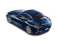 2012 BMW Z4, exterior rear quarter, exterior, manufacturer