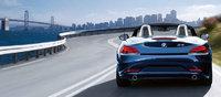 2012 BMW Z4, exterior rear, exterior, manufacturer