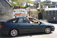 1996 Renault Laguna Overview