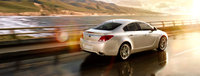 2012 Buick Regal, exterior rear quarter, exterior, manufacturer