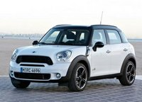 2011 MINI Countryman S ALL4 picture, exterior